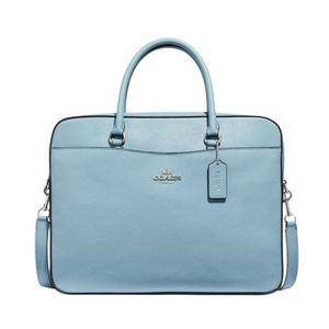 Coach Laptop Bag Crossbody - Cornflower F39022
